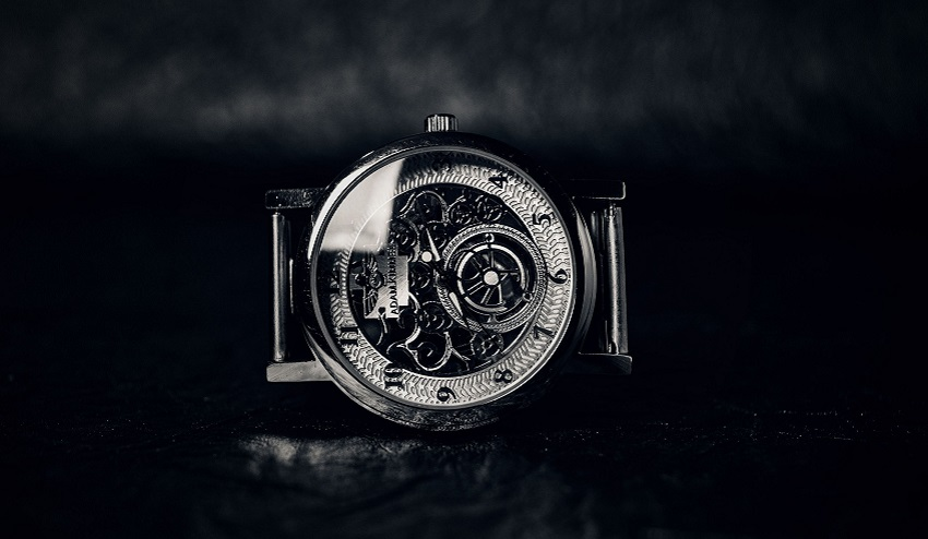 timepieces - cover image